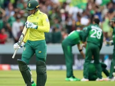 Pakistani cricket team to leave for South Africa in April