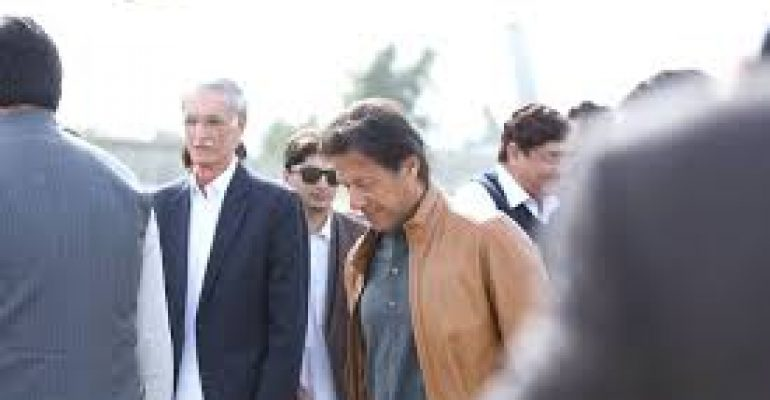 In Olive production Pakistan has more potential then Spain ,says Imran Khan