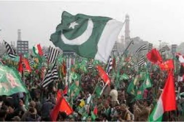 PDM long march against govt will held after Eidul Fitr.