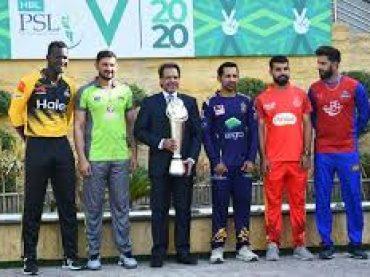Sixth edition of Pakistan Super League postpon due to COVID-19