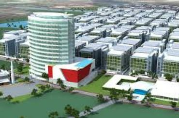 First industrial unit starts its construction work within SEZ