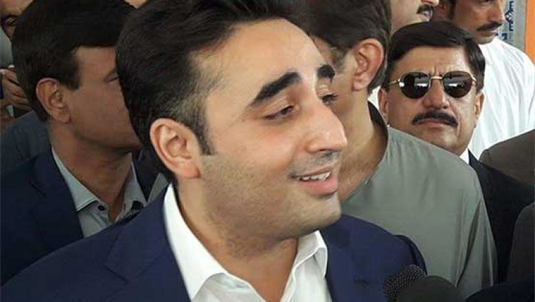 Prime Minister Imran Khan does not have the capacity to run the country's economy, says Bilawal Bhutto