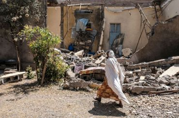 Severe humanitarian crisis in Ethiopia, 2.3 million citizens urgently need help