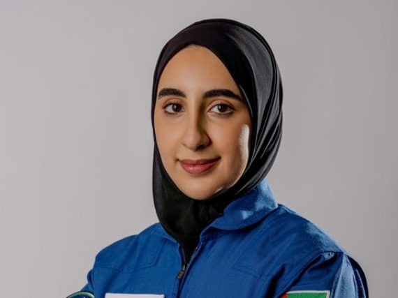 United Arab Emirates select first Arab woman to train as an astronaut