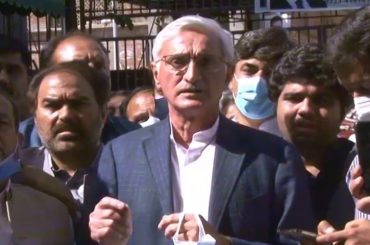 Banking court extends Jahangir Tareen and his son Ali Tareen's bail till April 17