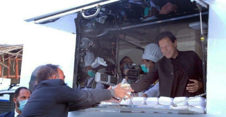 """PM inaugurates """"Meals on Wheels"""" program in three more cities"""