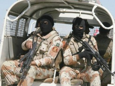 Firing on resistance to robbery: Rangers personnel shot dead in Liaqatabad